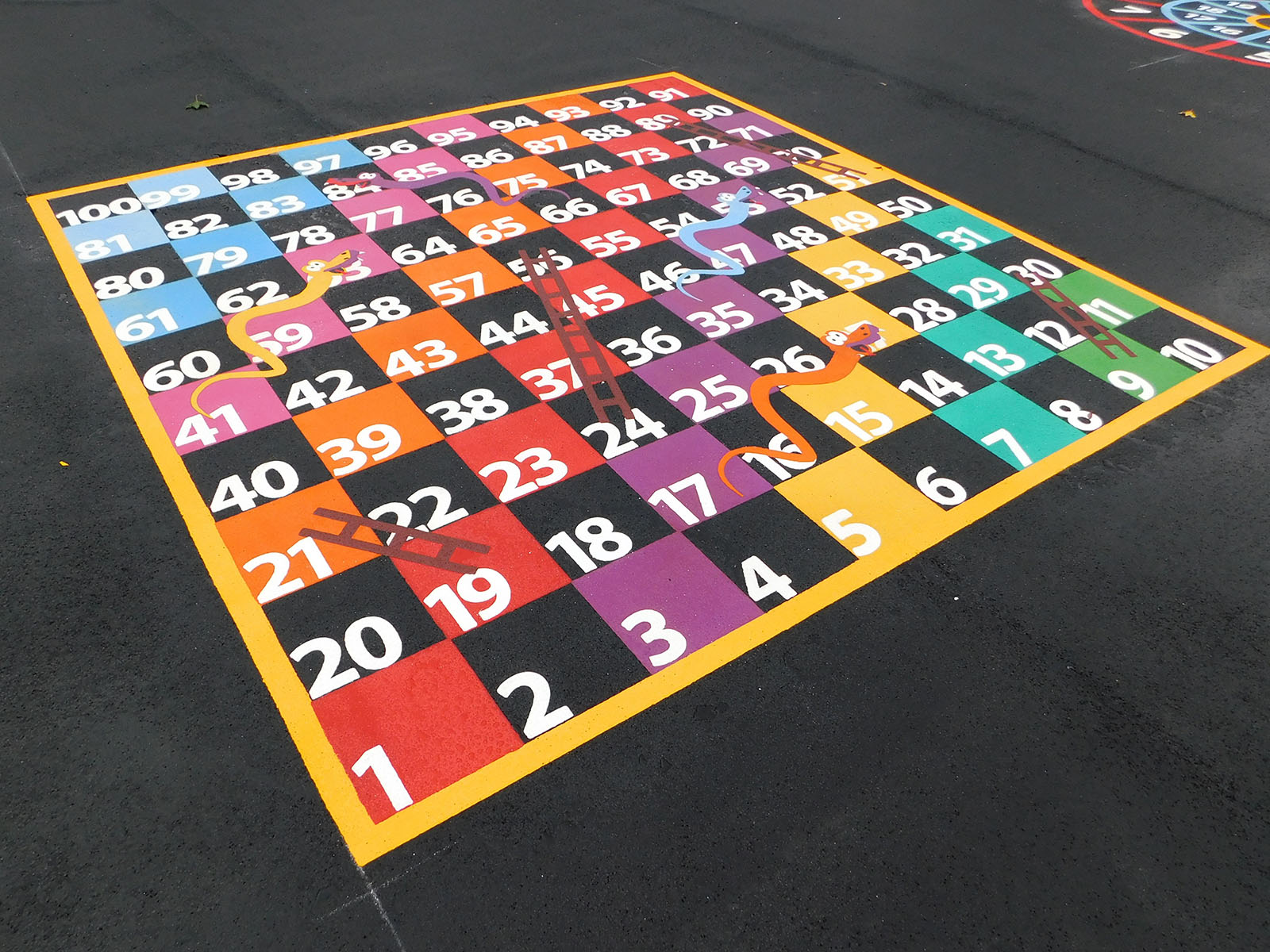Board Game Playground Marking Gallery Images