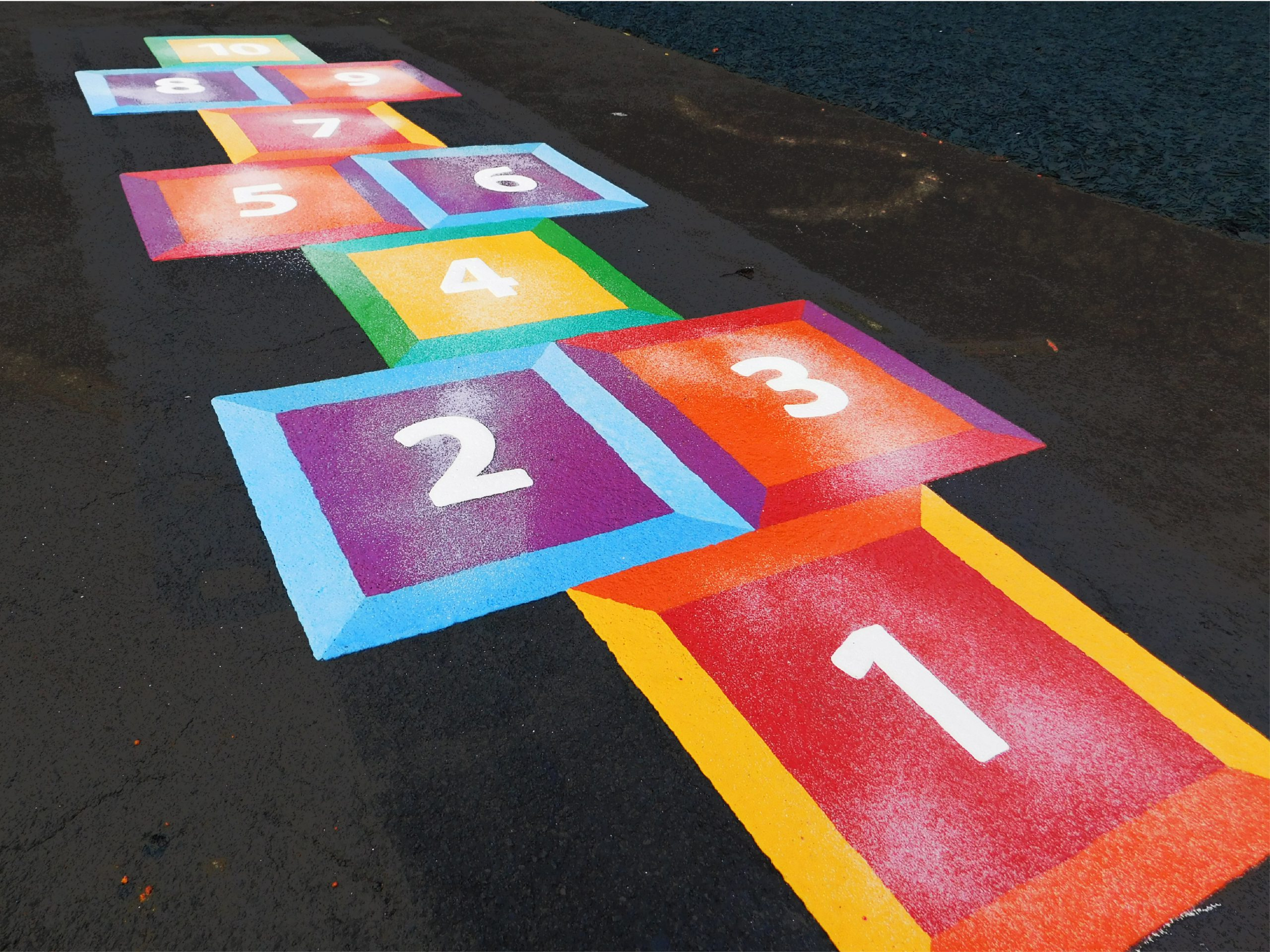 What makes these traditional playground games so popular?