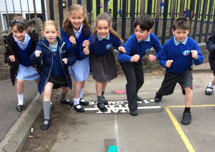 4 brilliant reasons to get the Daily Mile in your school