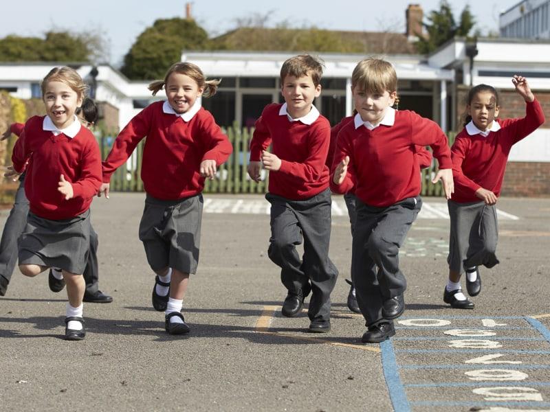 4 key ways playground markings help children get physically active