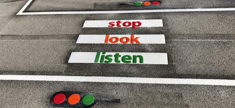 Creative ways to teach Road Safety
