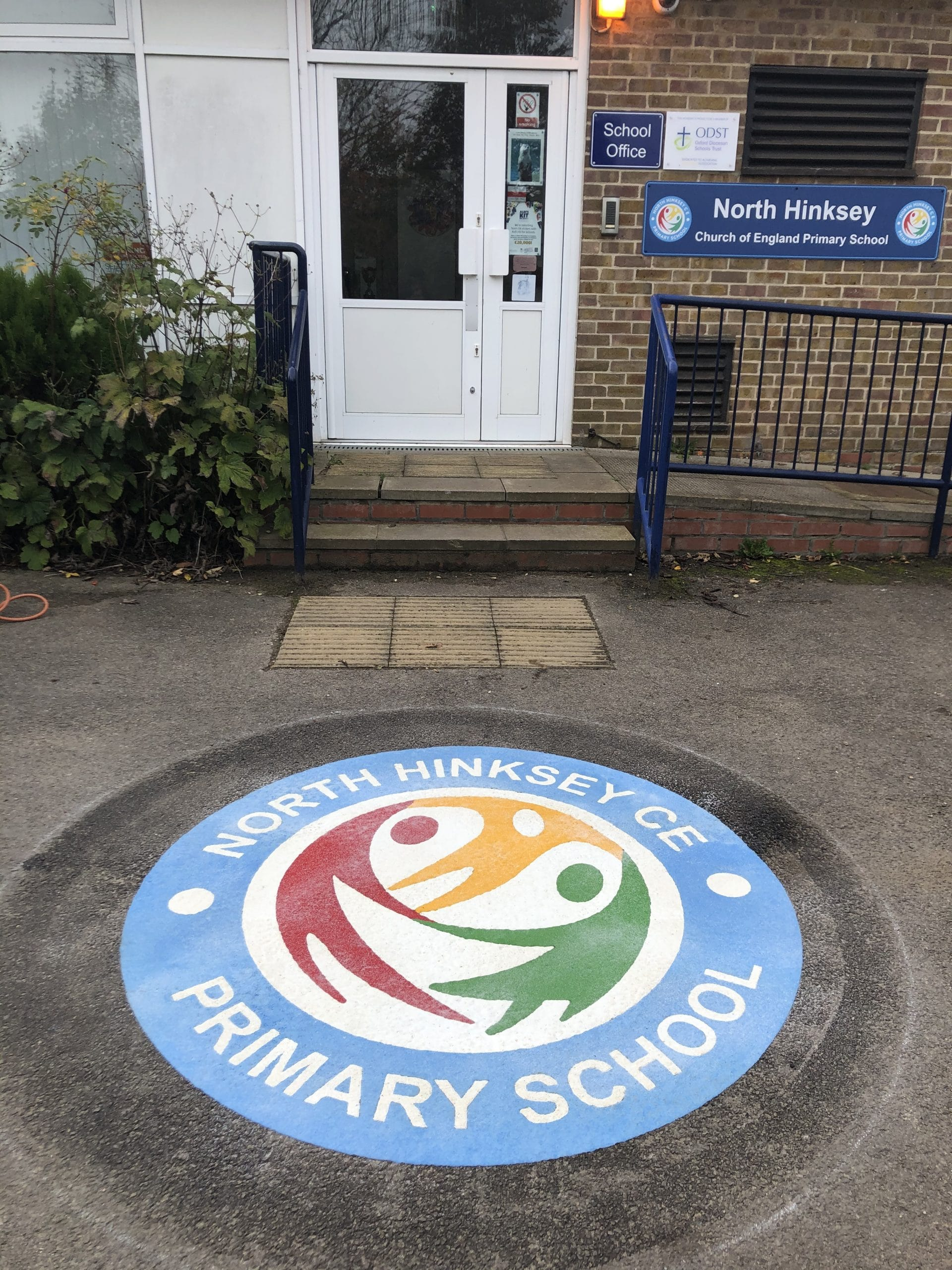 How to utilise playground markings for social distancing