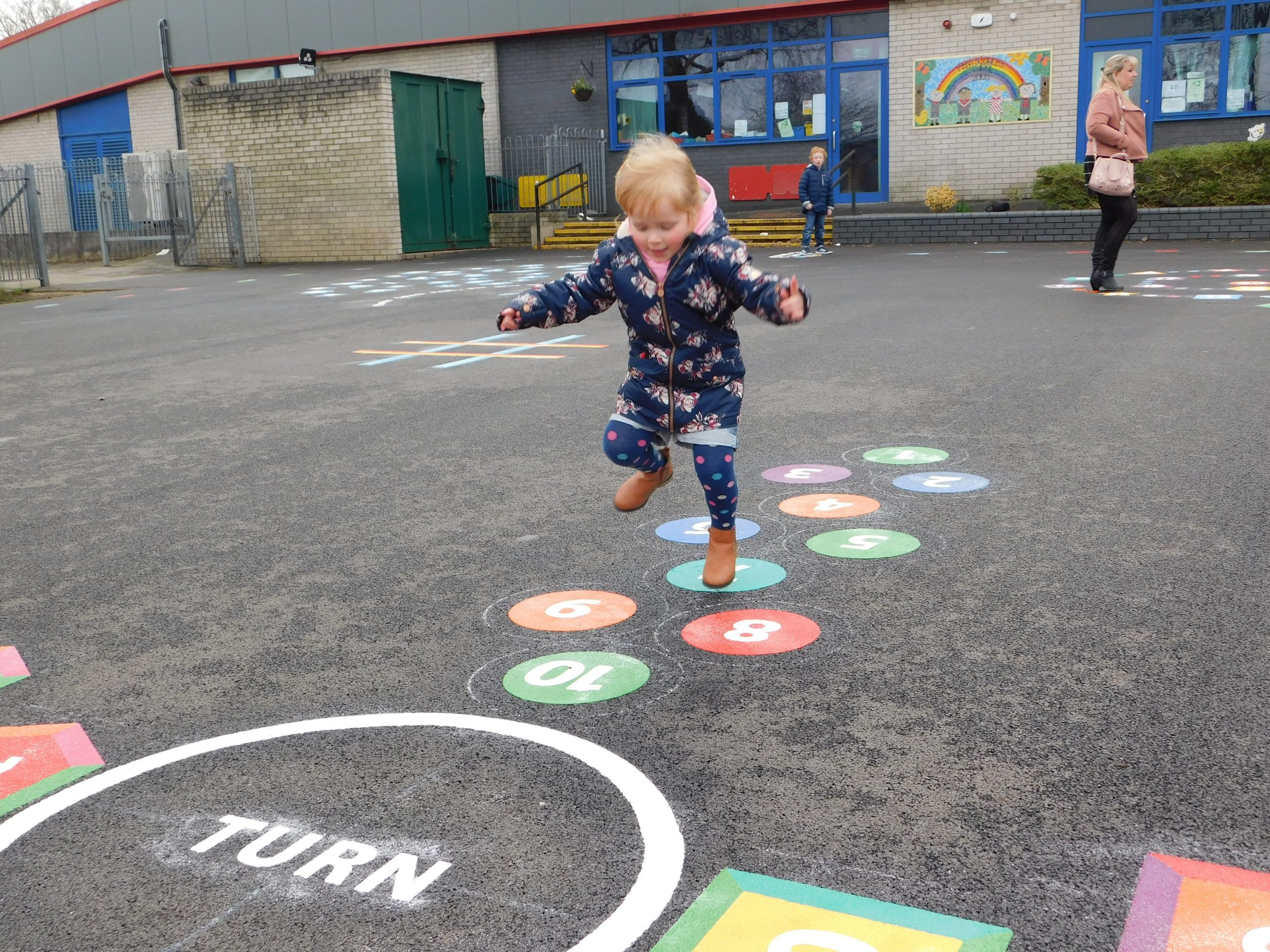 Keeping Children Active with Playground Games and Activities