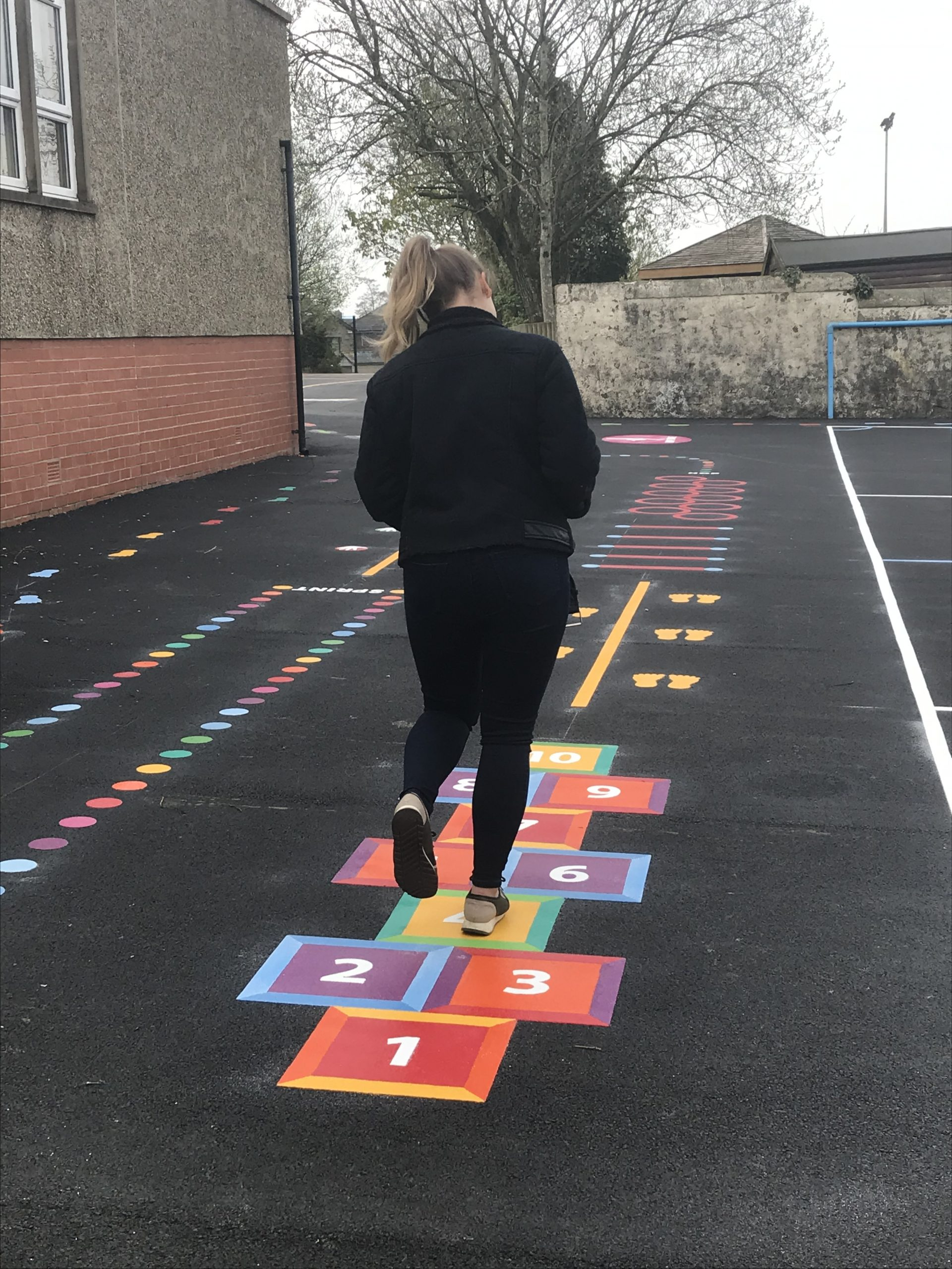 Choosing the right playground games for KS2