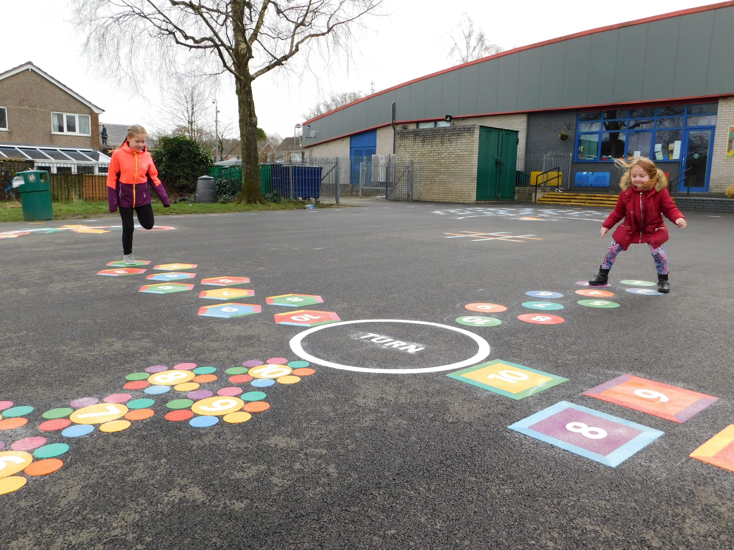 Teaching creative subjects in the playground